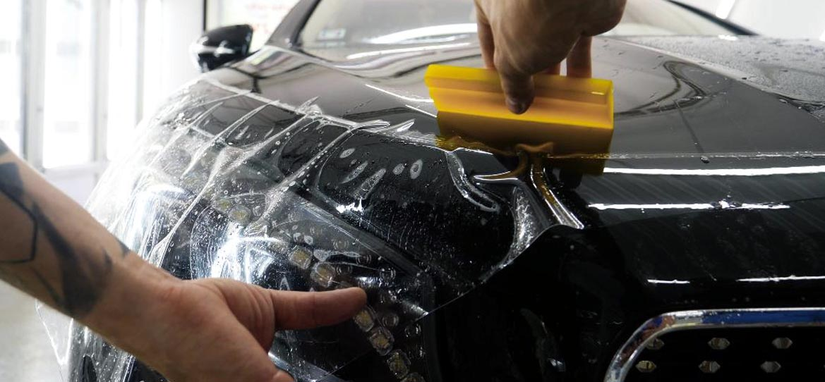 Paint Protection Film Autostream360
