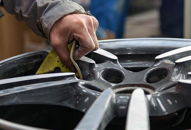 Alloy Wheel Repair Centennial CO