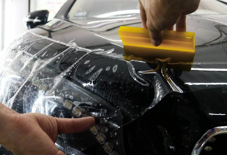 Paint Protection Film Colorado Springs CO